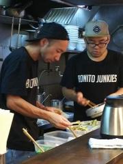 CLAM&BONITO 貝節麺 raik【参】-6