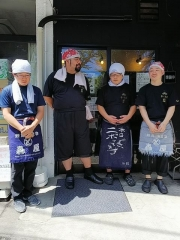 『中華ソバ 伊吹』7周年記念イベント 第一部 ~たろうの中華ソバ+豚チャーシュー~-4