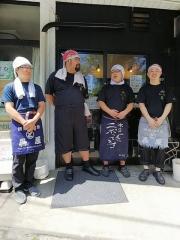 『中華ソバ 伊吹』7周年記念イベント 第一部 ~たろうの中華ソバ+豚チャーシュー~-6