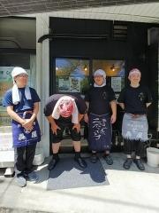 『中華ソバ 伊吹』7周年記念イベント 第一部 ~たろうの中華ソバ+豚チャーシュー~-9