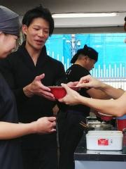 大つけ麺博 10周年特別企画 ラーメン日本一決定戦 ~王者-23「徳島ラーメン 肉玉入り」~-10