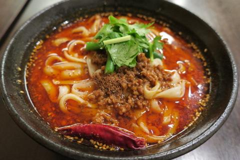 西安亭(刀削麺)