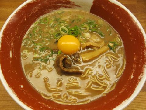 麺王・岡山駅前店(徳島ラーメン)