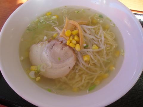 明宴(塩ラーメン)