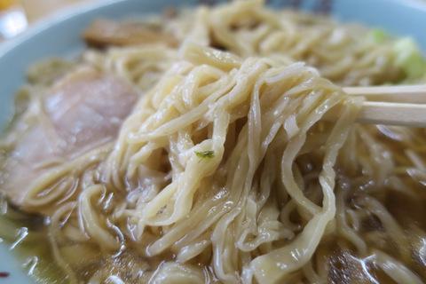 杉村そばや(麺)