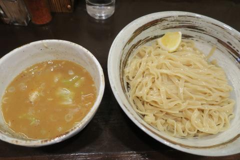 づゅる麺池田(塩つけ麺)