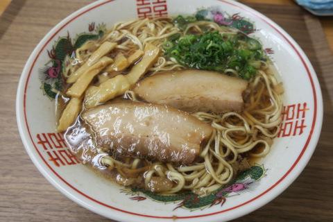 日乃出食堂(尾道ラーメン)