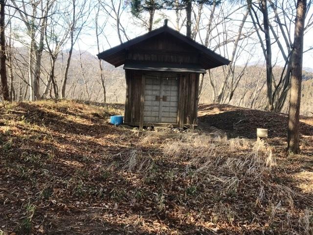 天狗山の砦 (18)