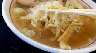 坂新 坂新ラーメン 麺スープ