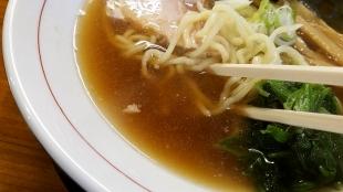 中村屋 中華ソバ スープ
