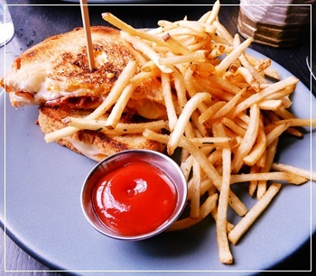 グリルドチーズ sandwich