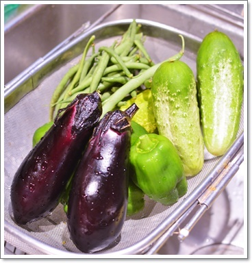 オマケの野菜