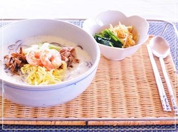 豆腐ソース麵