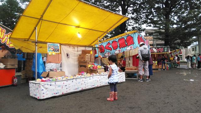 日野 八坂神社のお祭りへ