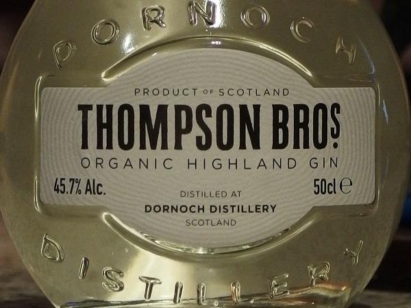 Dornoch Organic Gin_L600