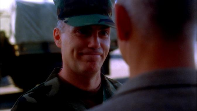 nciss1e18-Al Sapienza as Commander William Foley