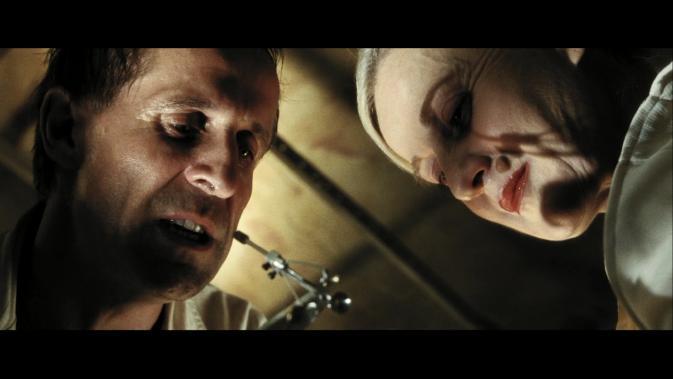 mr-Peter Stormare as Dr Solomon Eddie