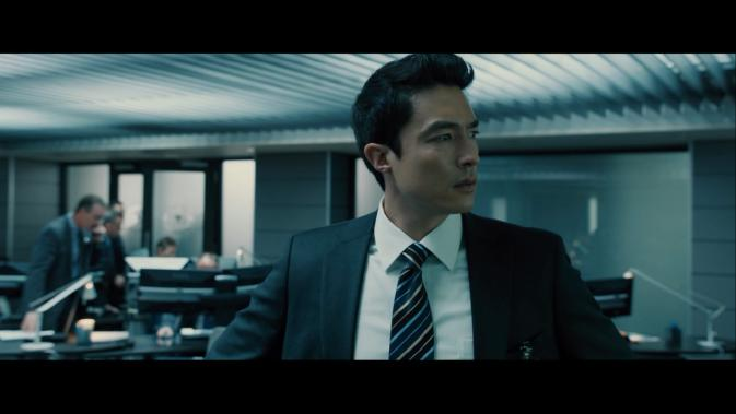 tls-Daniel Henney as Agent Phil Hayes