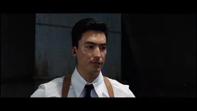 xmow-Daniel Henney as Agent Zero