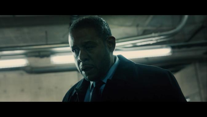 tls-Forest Whitaker as Agent John Bannister