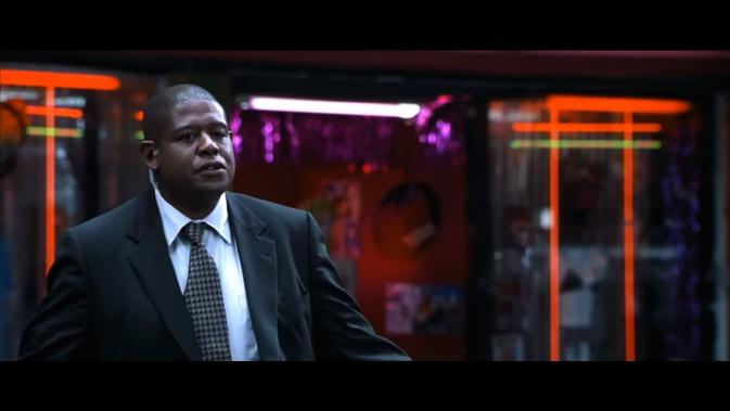 pb-Forest Whitaker as Captain Ramey