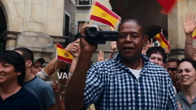 vp-Forest Whitaker as Howard Lewis