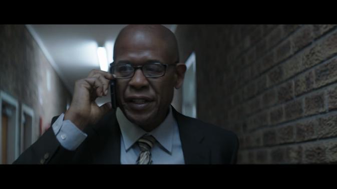 zulu-Forest Whitaker as Ali Sokhela