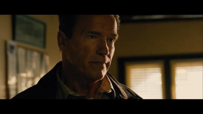 tls-Arnold Schwarzenegger beside