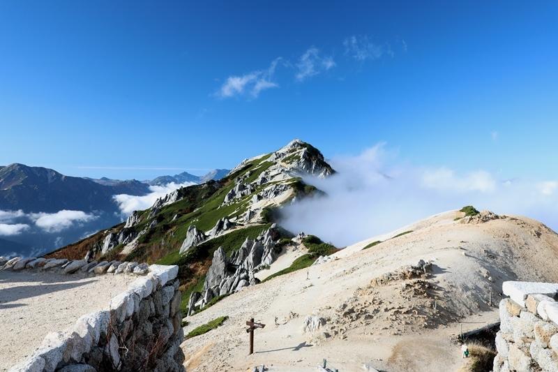 燕岳登山6181003