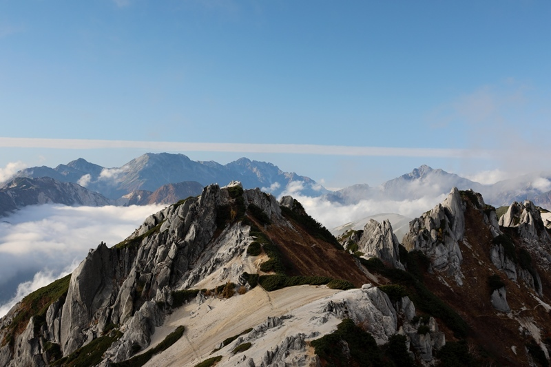 燕岳登山12181003