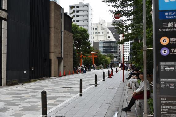 福徳神社①