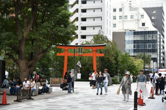 福徳神社②