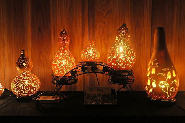 瓢箪ランプ2