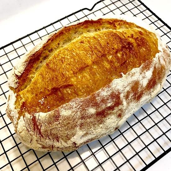 焼いた焼いた毎日パン
