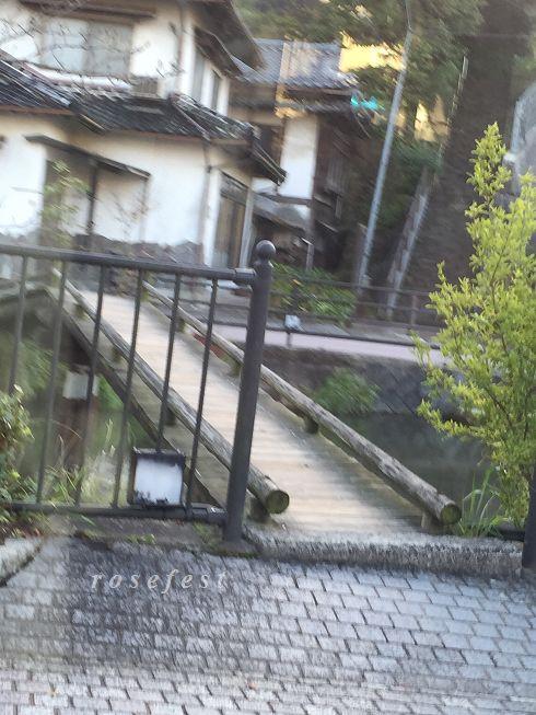 玉造温泉~ねこ橋