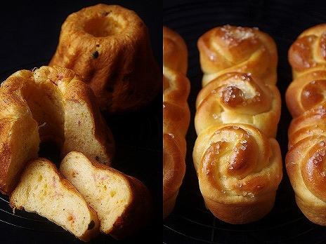 クグロフサレ薔薇のパン