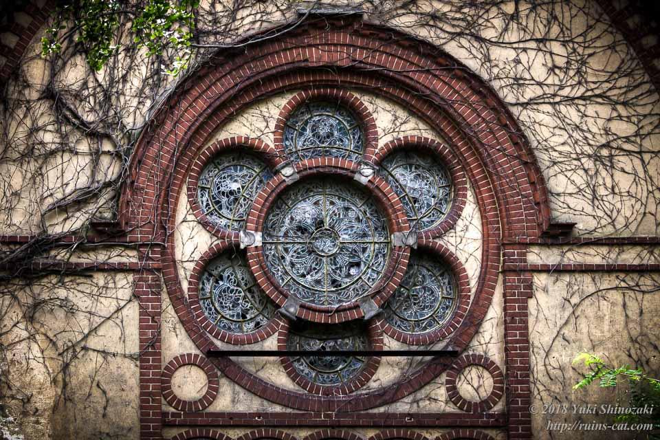 ベーリッツ・ハイルシュテッテン・サナトリウム_メイン棟の採光窓