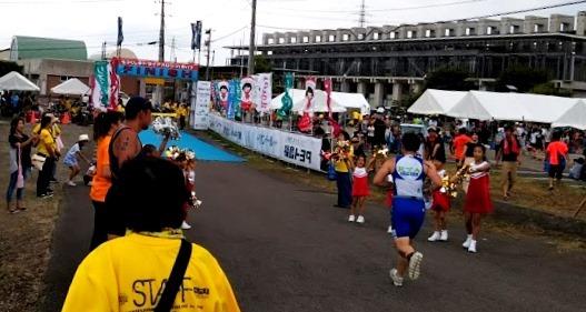 マラソン180826