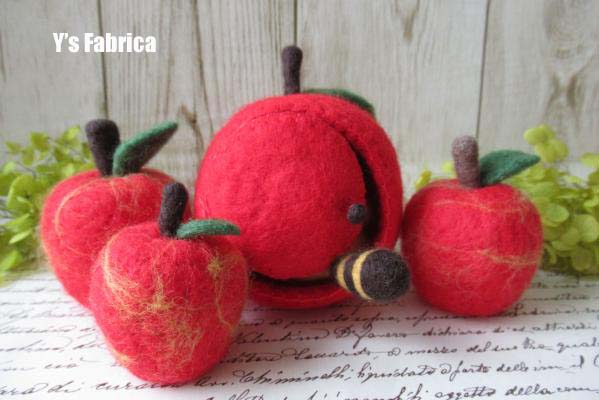 りんごの扉から見えるのは?