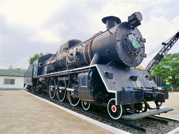 prm1809090002-p5_日本とのつながりも見える 韓国鉄道100年の歴史_1942年に製造されたパシ蒸気機関車23号は日本製