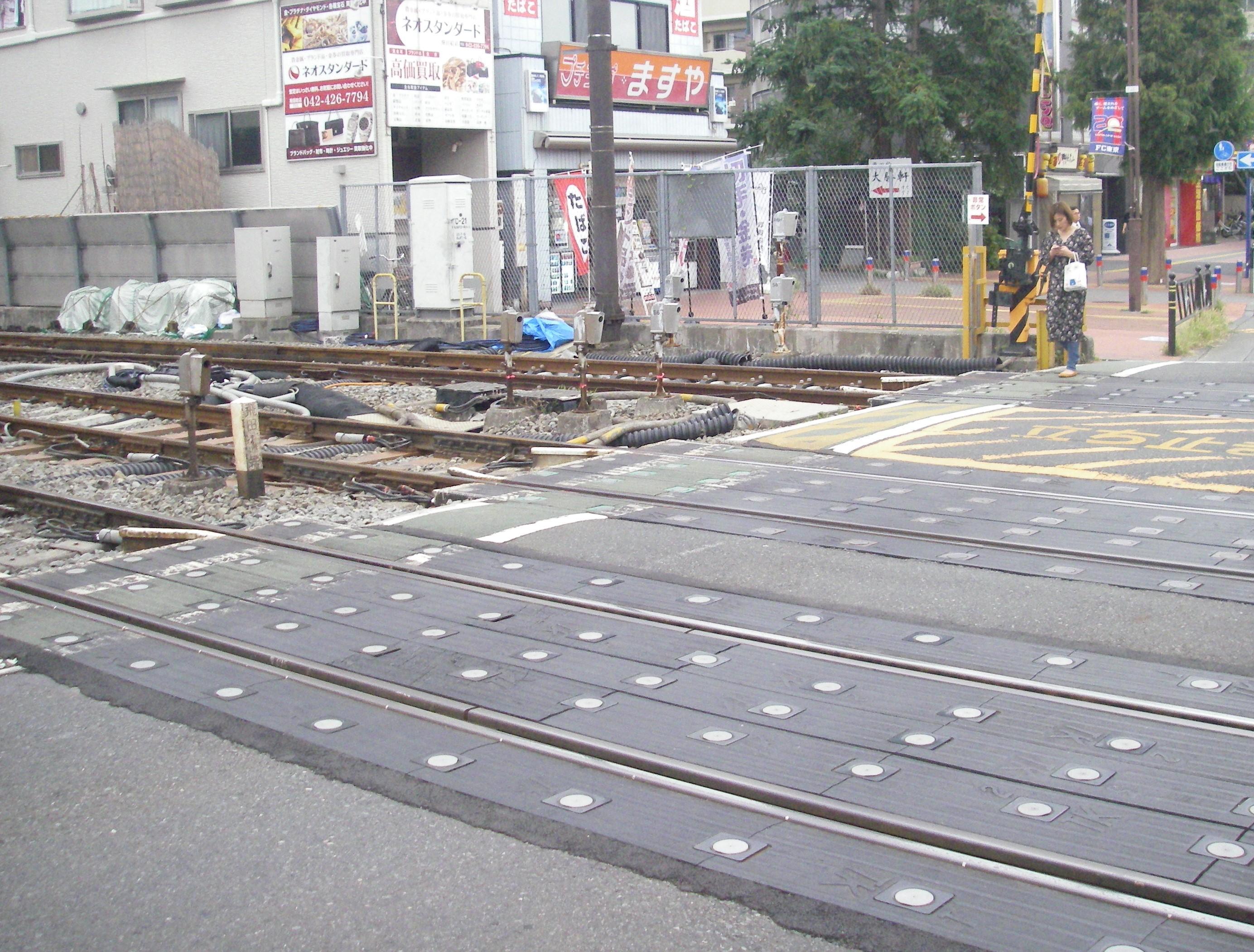 飛田給駅04