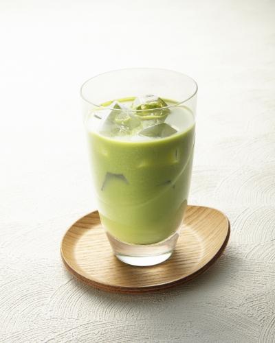 リキッド抹茶ミルク(アイス)
