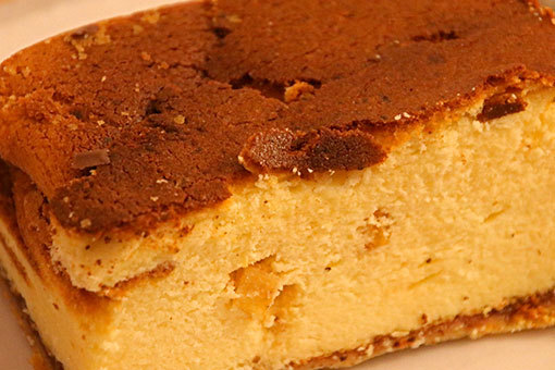 ウィーン風チーズケーキ