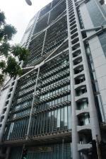 香港上海銀行外観2
