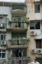 マカオのアパート2