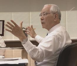 山本明弘 広島信用組合理事長1