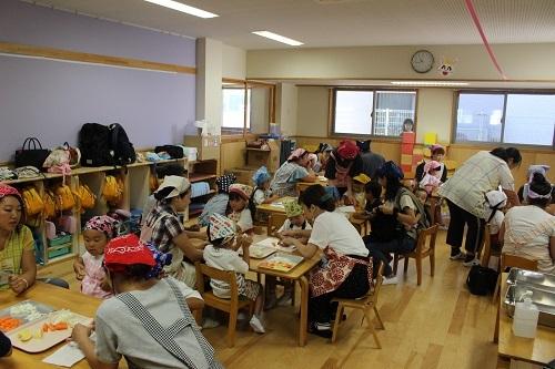 20180817 花組親子クッキング (17)