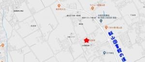 坂元珈琲地図