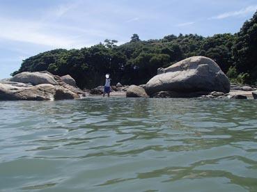 無人の海2