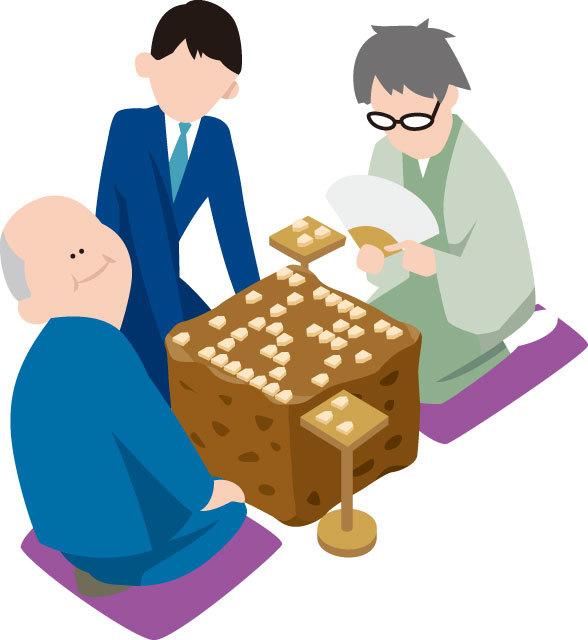 棋界の名士